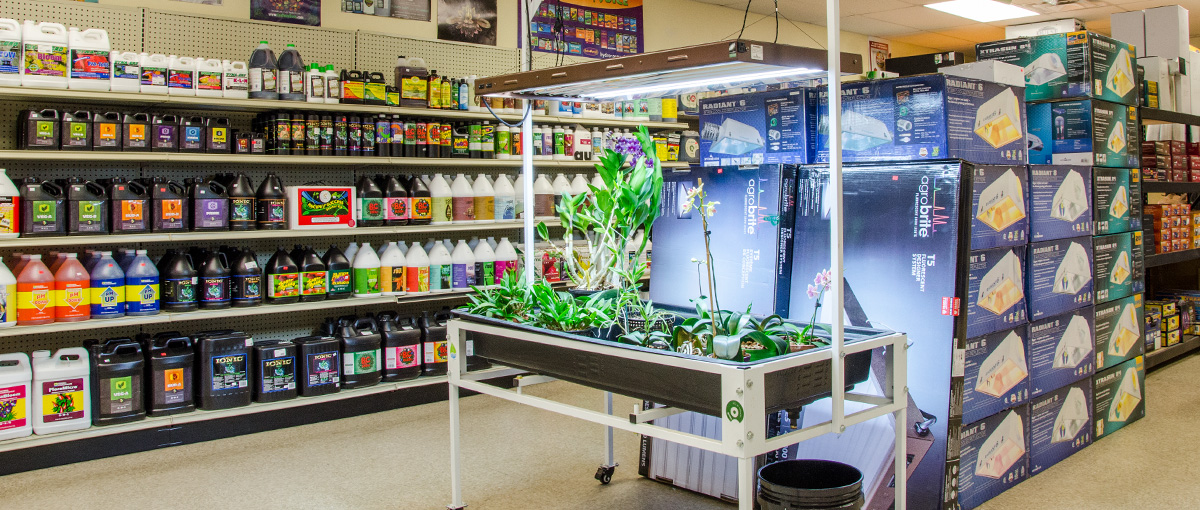 Good to Grow RI - Rhode Island Indoor Grow Lights